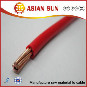 Cheap 450/750V PVC Insulated Electrical Wire Prices pictures & photos