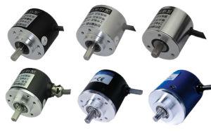 Incremental Rotary Encoder, Optical Encoder, Magnetic Encoder, Speed Sensor, Pulse Output