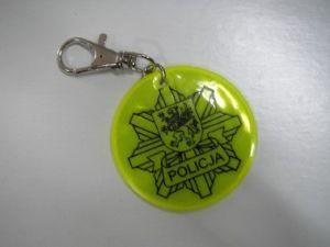 Reflective Safety Hanger Printed Logo pictures & photos
