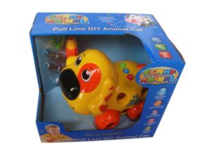 Hot Sale Plastic B/O Cartoon Animals with Music (10213013) pictures & photos