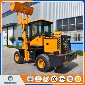 Small RC Articulated Joystic Mini Wheel Loader for Sale pictures & photos