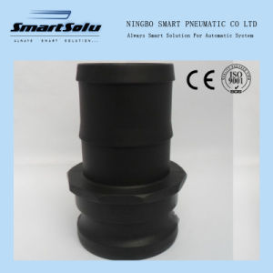 "100% Tested Polypropylen 1/2"" to 4"" Injection Molding Dust Plug Camlock Coupling pictures & photos"