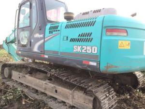 Used Kobelco Hydraulic Excavator/Secondhand Crawler Excavator (SK250)