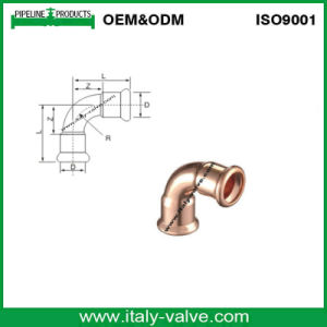 En1254copper Press 90 Elbow (AV8052) pictures & photos