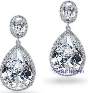 Fashion Jewellery Cubic Zirconia Earrings (E8906) pictures & photos