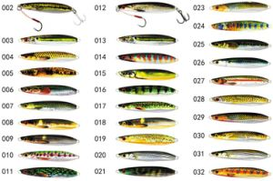 High Quality Lead Jig Lifelike Realistic Fish Patter Fishing Lure pictures & photos