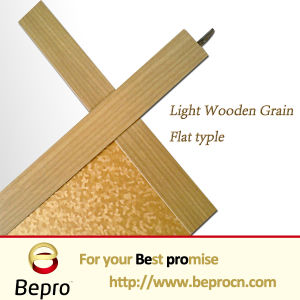 Light Wooden Color T Grid