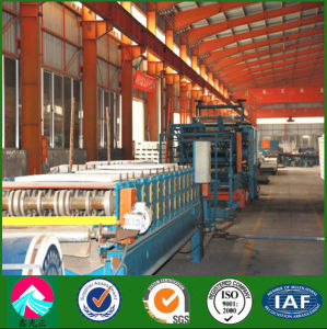 Prefabricated Galvanized Portal Frame Steel Structure Workshop pictures & photos