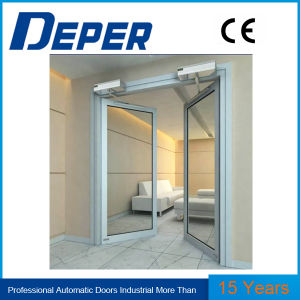 Automatic Swing Glass Door pictures & photos