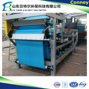 Mine Mud Dewatering System of Belt Filter Press pictures & photos