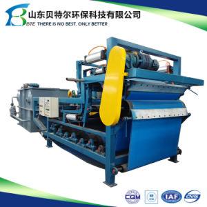 Sewage Sludge Dewatering Machine, Belt Filter Press, Sludge Dehydration pictures & photos