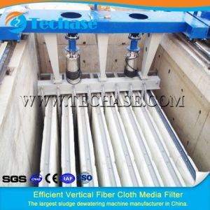 Commercial Wastewater Filtration Automatic Control System Disc Filter pictures & photos