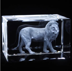 Crystal Animal for Exhibition Gifts pictures & photos