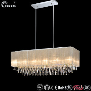 Custom Crystal Chandelier for Royal Hotel BH-ML026