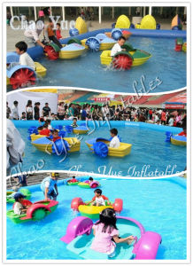 Popular Water Hand Paddle Boat for Water Game (CYWG-S1553) pictures & photos