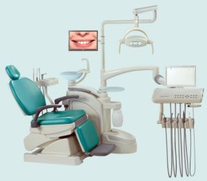 Hot Sale Computer Controlled Suntem Dental Unit with FDA /CE pictures & photos