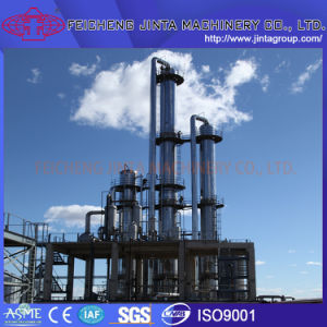 Turnkey Engineering Alcohol/Ethanol Plant Stainless Steel Alcohol/Ethanol Still pictures & photos