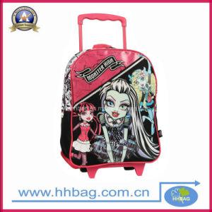 Lovely Monster High Girl′s School Trolley Bag (YX-Sb-208)