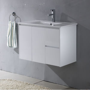 Home White Baking Classic Bathroom Furniture pictures & photos