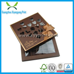DIY Chocolate Tin Packaging Box Manufacturer pictures & photos