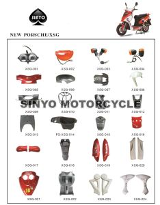 Nice Design High Quality Scooter Parts pictures & photos