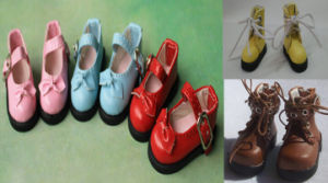 Dolls Shoes, Suitable for Pullip Dolls, Blythe Dolls, Ob Dolls pictures & photos