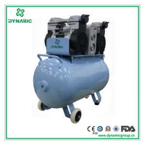 2 Years Warranty Silent Oil Free Air Compressors for Sewing Machines (DA7002-2013)