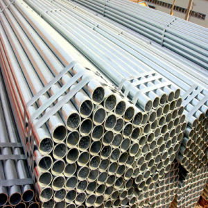 Bs1387 Standard Hot Dipped Steel Pipe pictures & photos