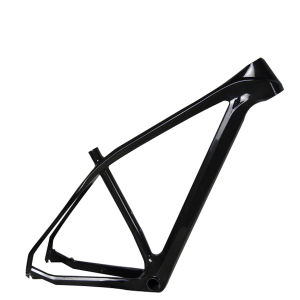 Carbon Matt or Glossy Clear Coating Size S, M, L, Xl MTB Bicycle Frame 2 Years Warranty