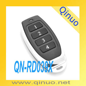 Universal Fixed Code Remote Control Garage Door Qn-Rd039X pictures & photos