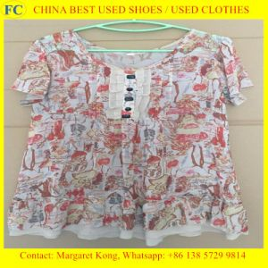 High Quality Fashion Man, Lady, Child Clothing for African (FCD-002) pictures & photos