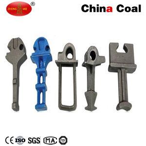 Plain Surface Cast Iron 5.6 Grade Rail Shoulder pictures & photos