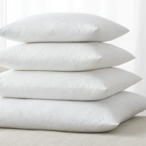 100% Cotton Cover Duck Down Hotel Bedding Cushion pictures & photos