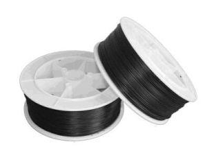 DC2 Duplex Plastic Optical Fiber Cable for Communication pictures & photos