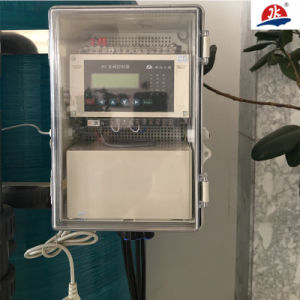Water Treatment Flow Control Process Treatment Stager Controller