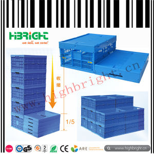 Plastic Storage Crate Storage Container Plastic Moving Box pictures & photos