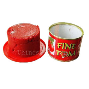 Tomato Paste (Fine Tom brand) pictures & photos