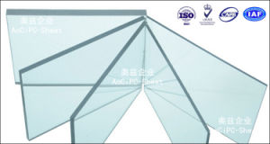 Curtain Walls & Partitions Polycarbonate Solid Sheet pictures & photos