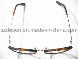 Fashionable Tortoise Shell Tr90 Spectacle Frame pictures & photos