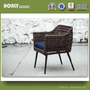 Outdoor Furniture Metal Wicker Chair Patio New Design Rattan Chair