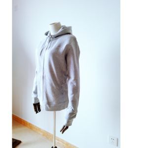 Spring and Down Knitted Fleece Casual Jacket for Adults pictures & photos