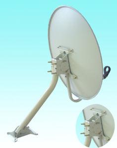 Ku65cm Offset Satellite Dish TV Antenna Price pictures & photos