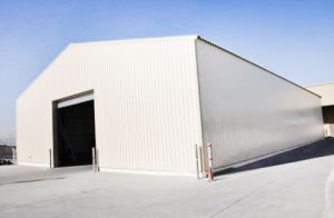 Light Steel Structure Prefabricated Building (SS-56) pictures & photos