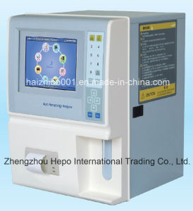 3 Part Differential 22 Parameters Auto Hematology Analyzer (HEMA6000) pictures & photos