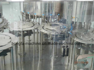 32-32-8 Full-Automatic Carbonated Drinks Filling Machine pictures & photos
