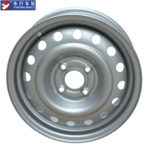 13′ Steel Wheel Rim (13X4.5) for Daewoo From Chinese Factory