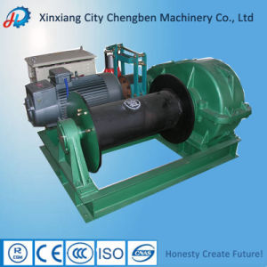 Economical Choice Electric Winch Manufacturer with Wire Rope pictures & photos