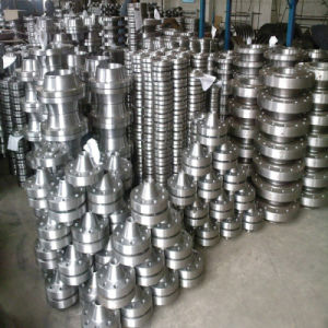 Forging Flanges, P245gh P250gh DIN Steel Flanges, A105/A105n Weled Neck Flanges pictures & photos