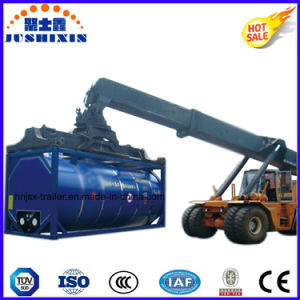 Customizable ISO Standard 20FT Diesel/Petrol/Crude Oil Tank Container pictures & photos