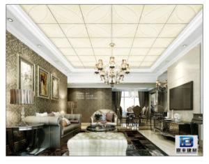 Fireproof Metal Ceiling / Indoor Aluminum Ceiling Tile